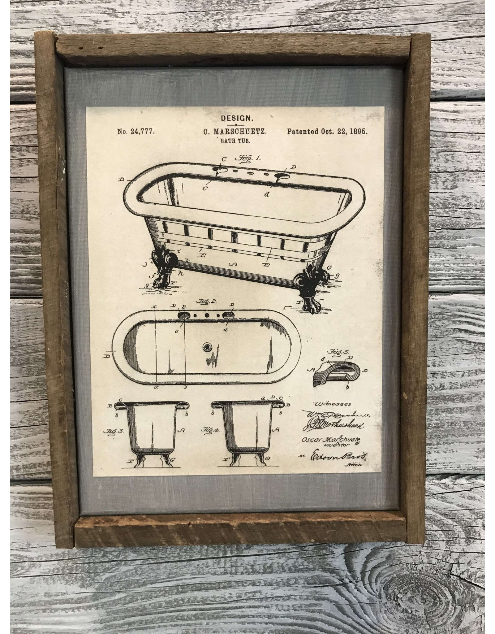 Vendor 118 - Bathtub