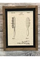 Hairbrush Patent