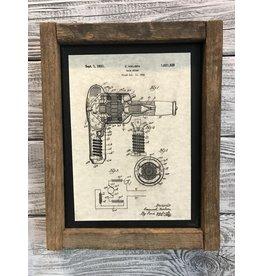 Hair Dryer Patent