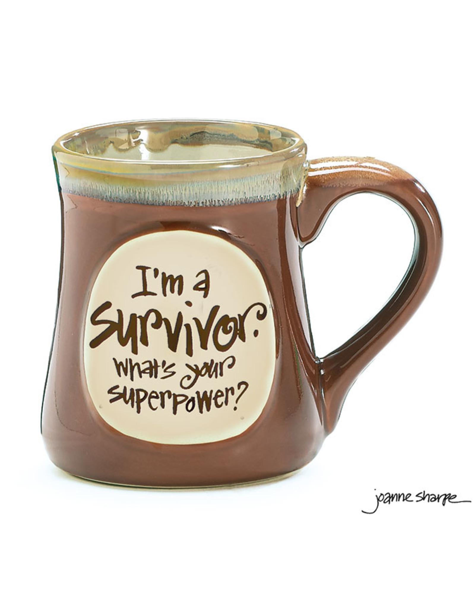 Survivor Superpower Mug