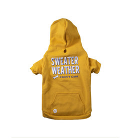 Simply Southern Pup Hoodie - Yellow