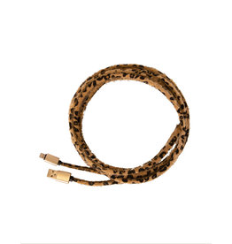 Simply Southern 10ft Leopard Charging Cable