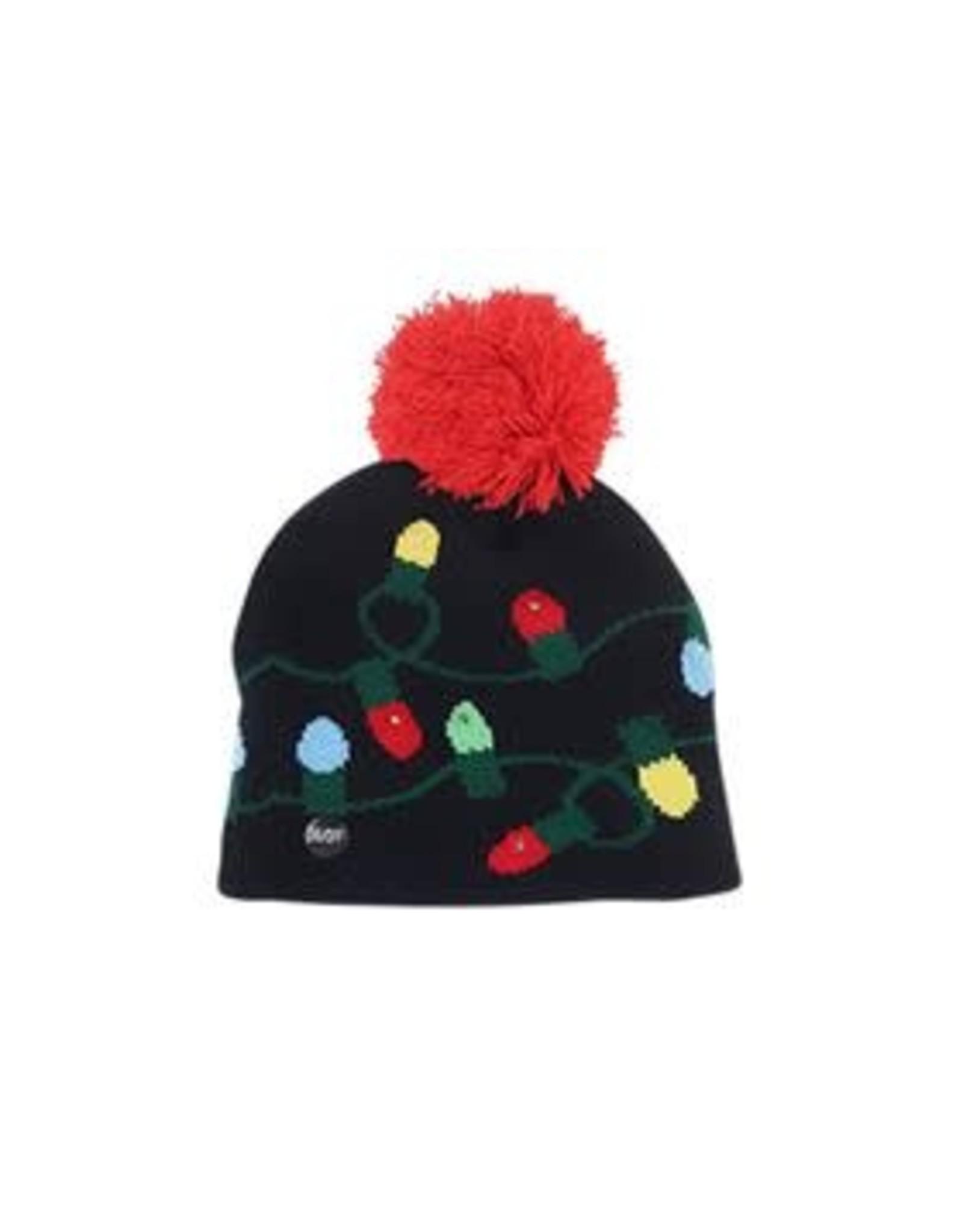Kids Winter Light Up Hat - Bulb