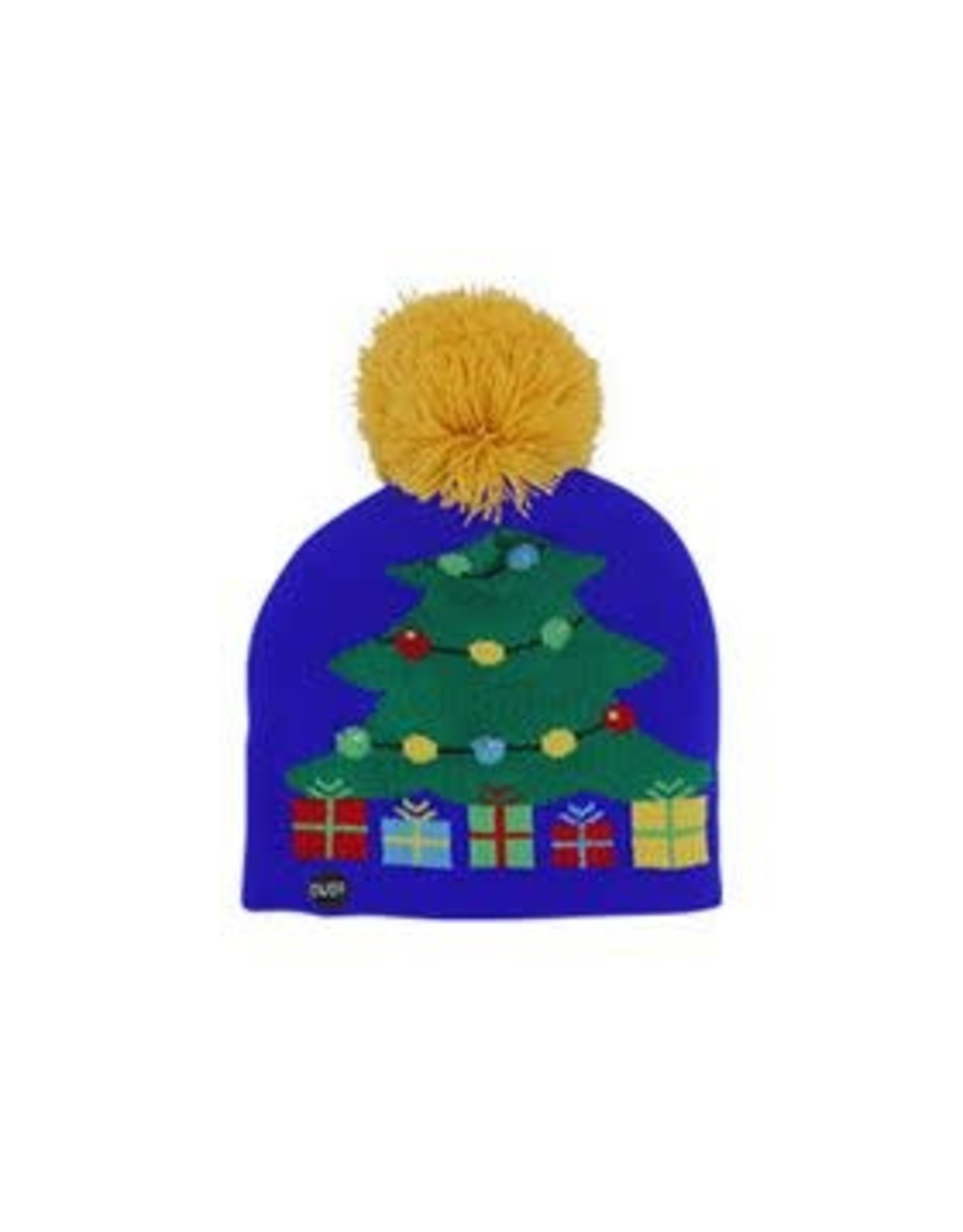 Kids Winter Light Up Hat - Tree