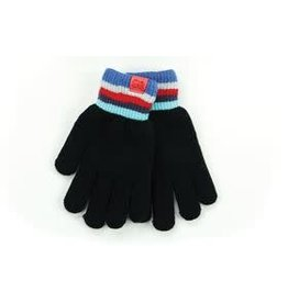 Play All Day Kids Gloves - Black