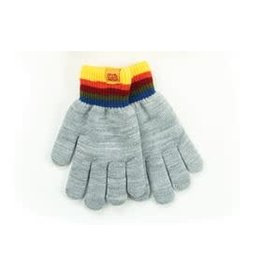 Play All Day Kids Gloves - Gray