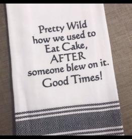 Blew On It Tea Towel