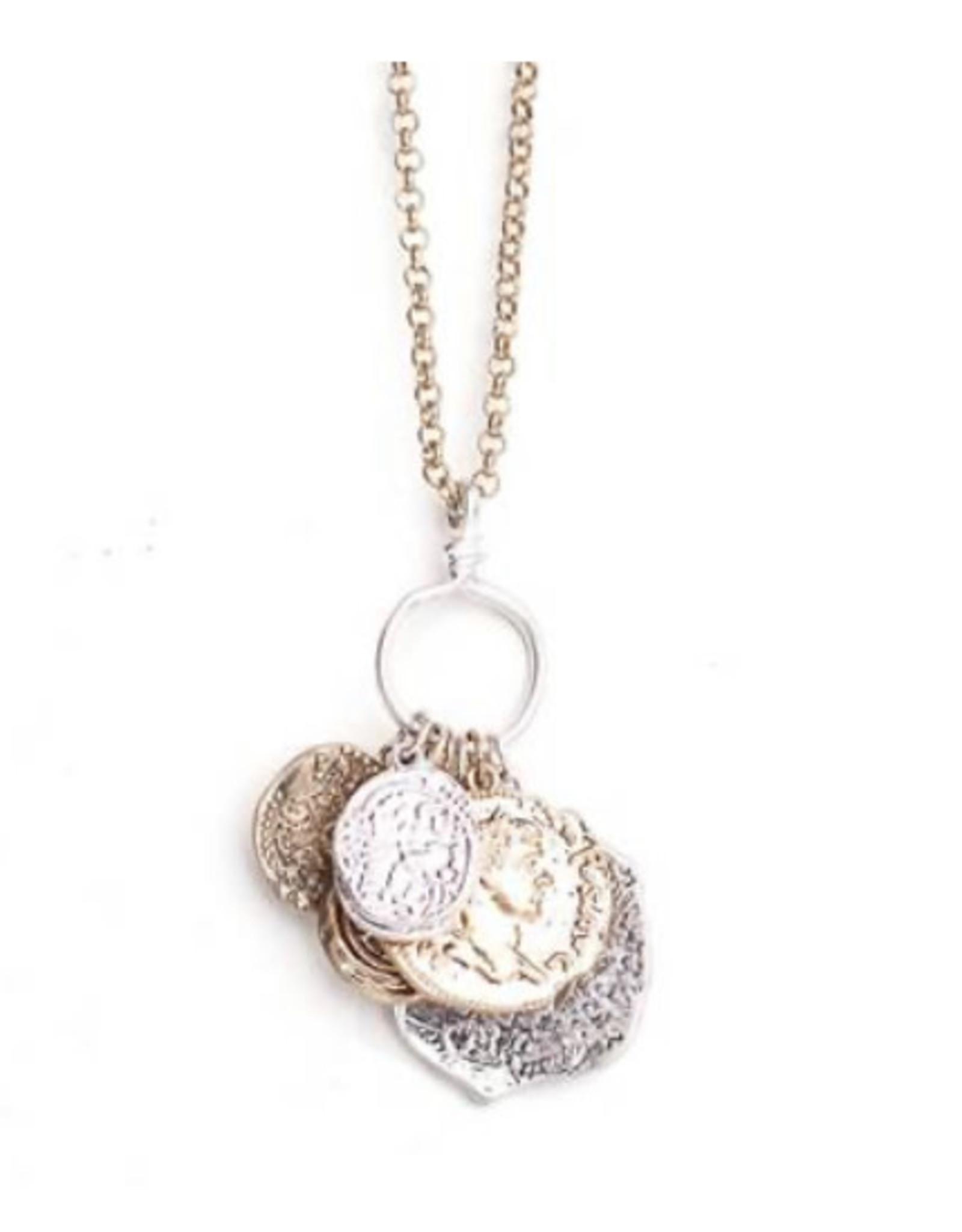 Camden Gold Necklace