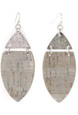 MB Scottie Gray Earrings
