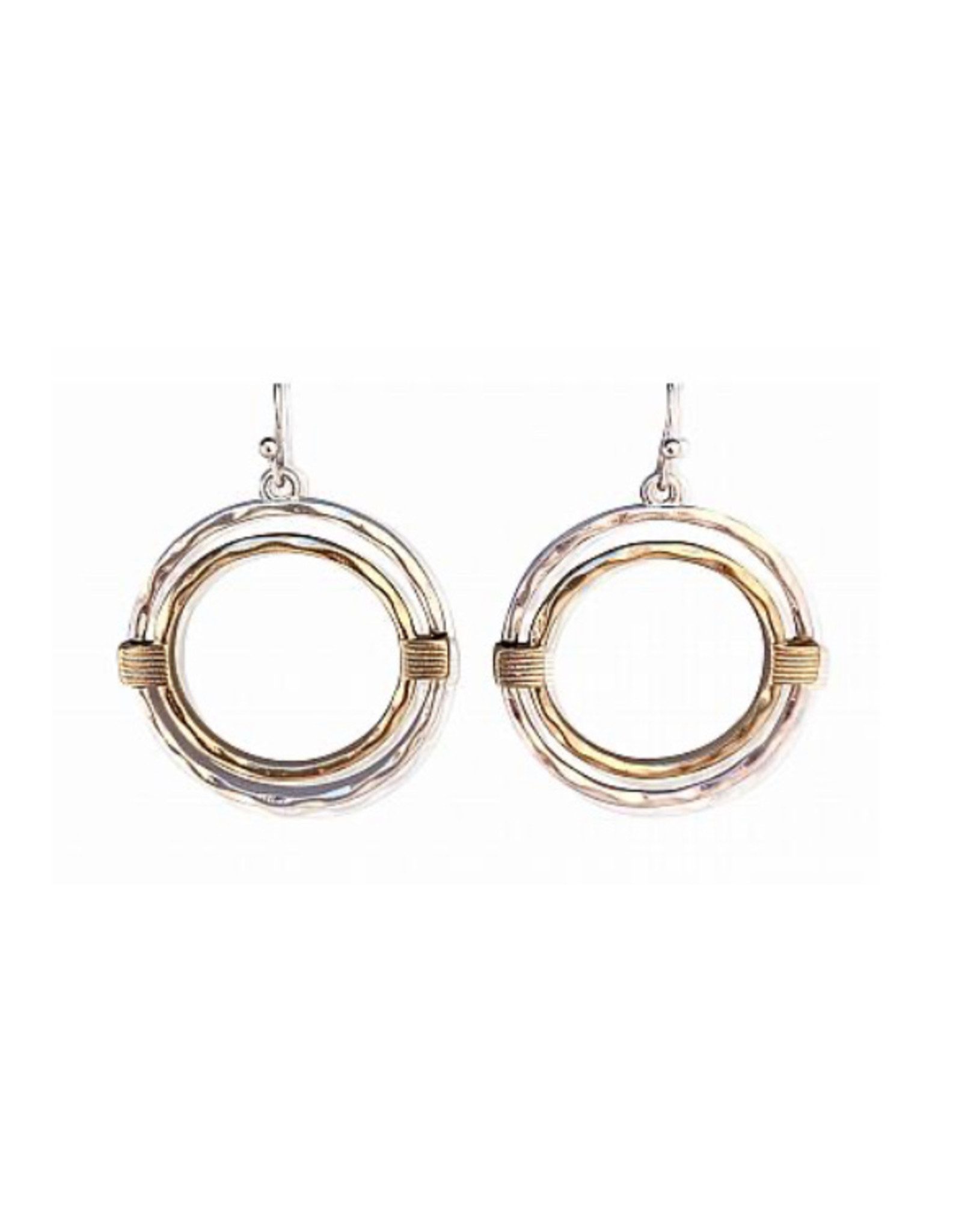 Overton Silver Earrings