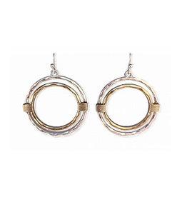 Overton Silver Earrings