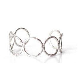 Lada Silver Bracelet