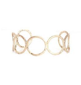 Meghan Browne Lada Gold Bracelet