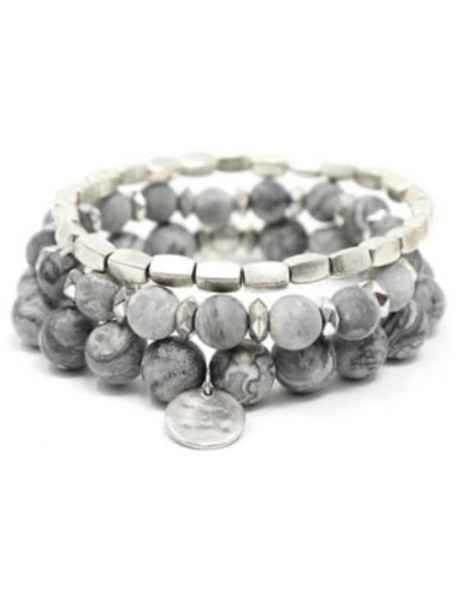 Gia Labradorite Bracelet