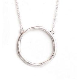 Erin Silver Necklace