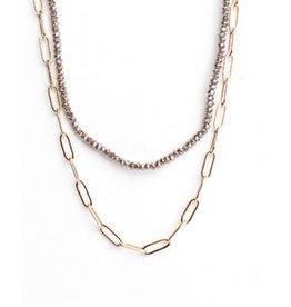 Dally Gray Necklace