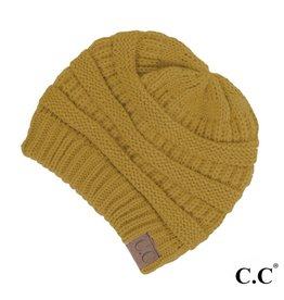 C.C. Beanie - Mustard