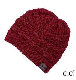 C.C. Beanie - Red