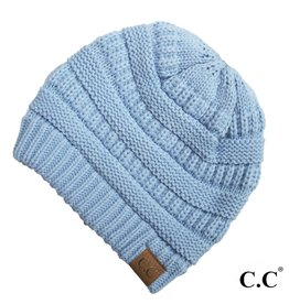 C.C. Beanie - Pale Blue