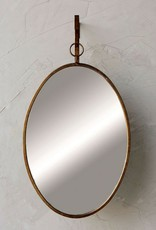 Mirror - Oval Wall Metal