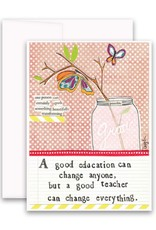 Card - Good Teacher