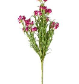 Fuchsia Wildflower Stem