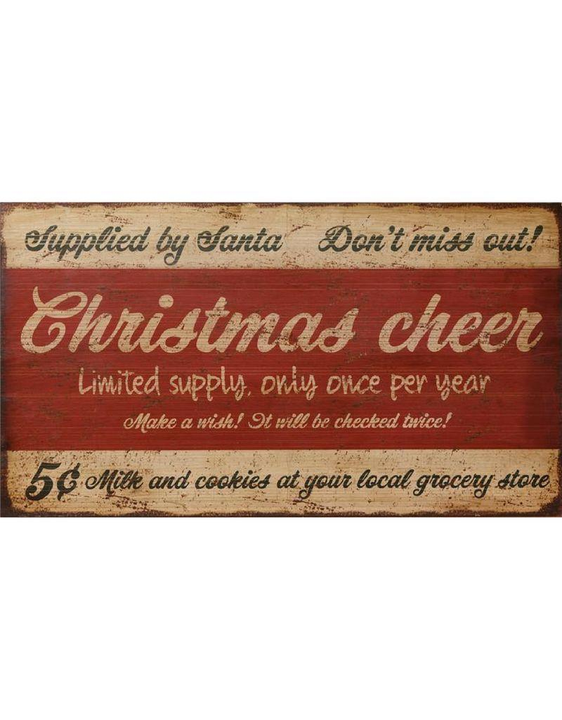 Christmas Cheer Sign