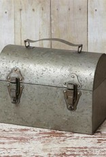 Vintage Inspired Metal Lunchbox