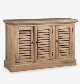 3 Door Shutter Cabinet
