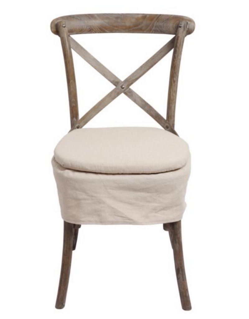 X Back Chair Cushion