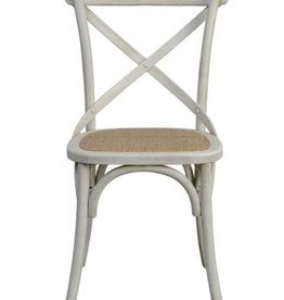 White X Back Chair
