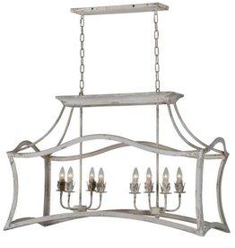 Arch Lantern Style Chandelier