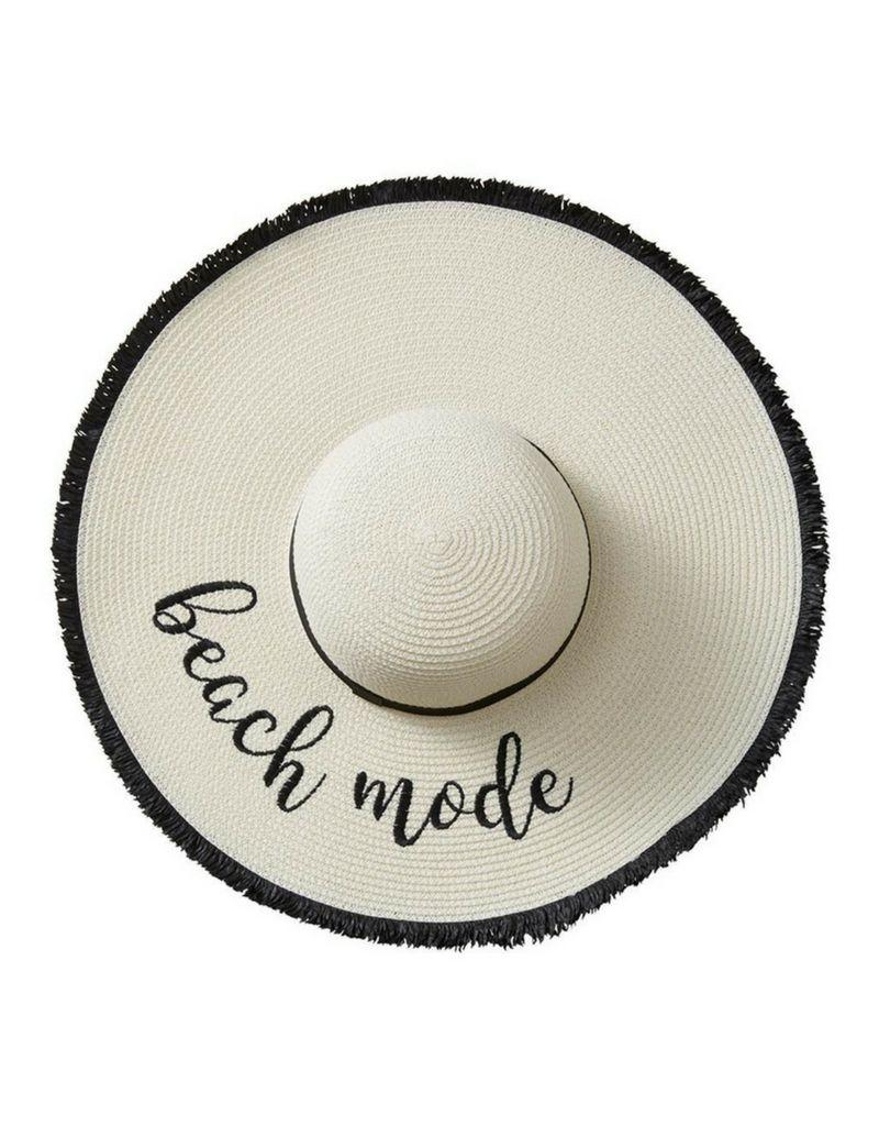 Beach Mode Hat