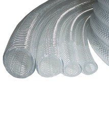 "5/8"" Clear Braid Hose per Foot"