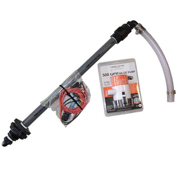 底水泵-自动prime散装冲洗