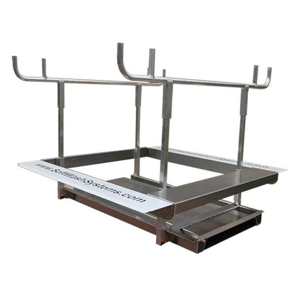 SoftWash Systems Full Aluminum Cradle Skid