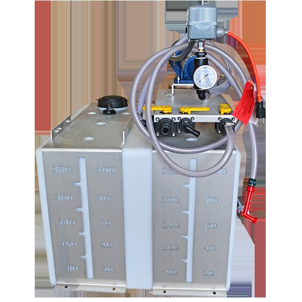SoftWash Systems Bulk Rinse AC Module Autoprime -100 Gallon