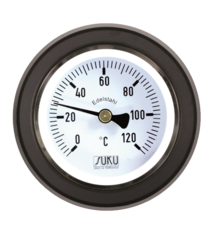 Lance Temperature Gauge 1/2""