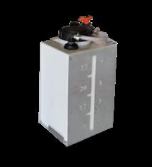 SoftWash Systems Metering Saddle Tank