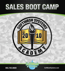 Sales Boot Camp Ticket