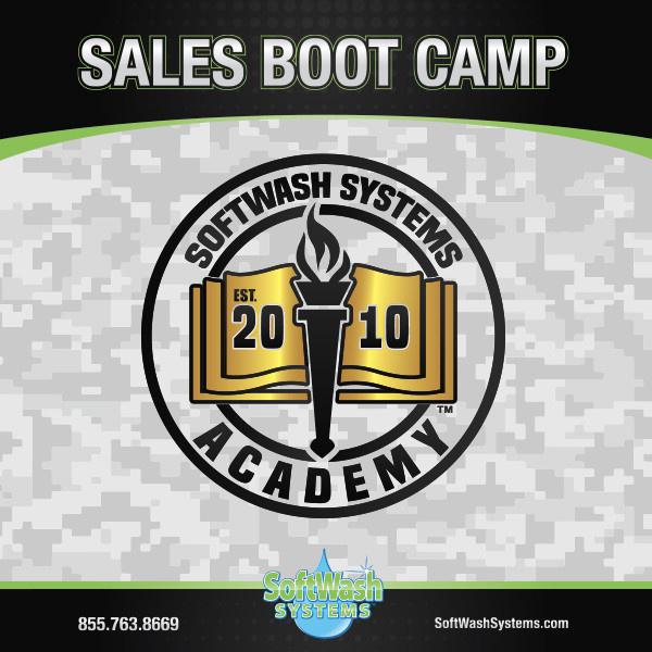 Sales Boot Camp Ticket