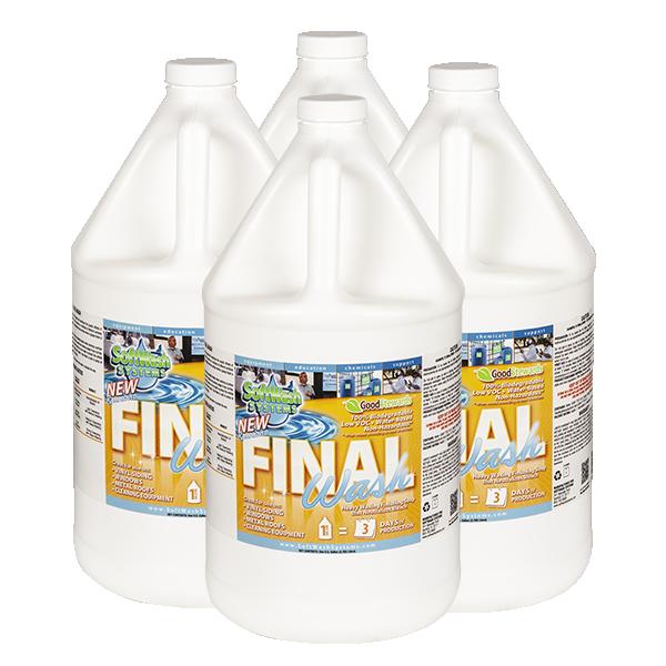 SoftWash Systems Final Wash