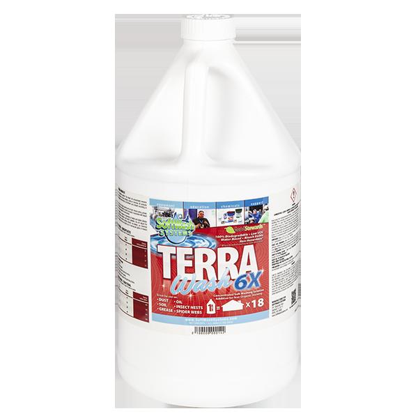 SoftWash Systems Terra Wash 6X