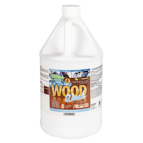 SoftWash Systems Wood Wash