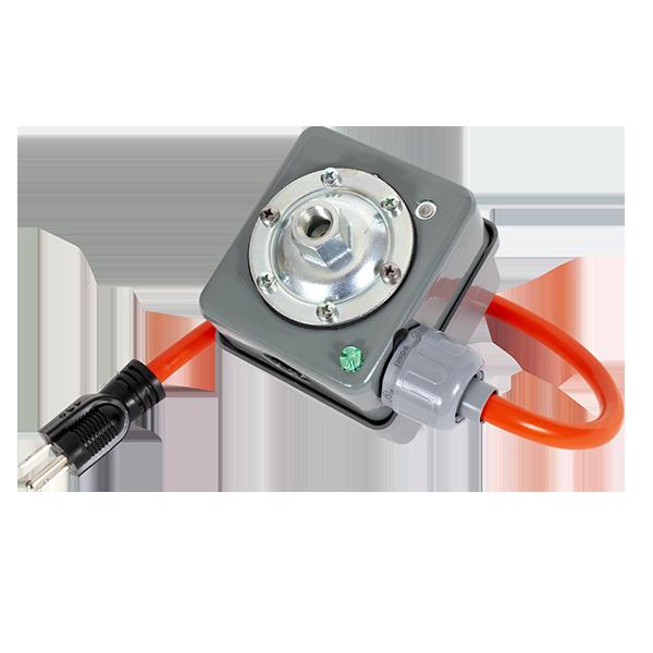 Pressure Switch for Bulk Rinse Module