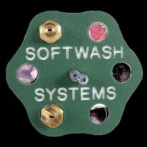 Tip and Plug Set for Spraying