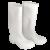 White PVC Work Boot