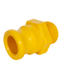 "3/4"" M-CAM TO 3/4"" M-GH YELLOW"