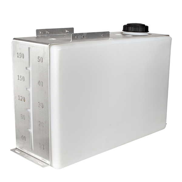 SoftWash Systems 50 Gallon Chemical Storage Tank