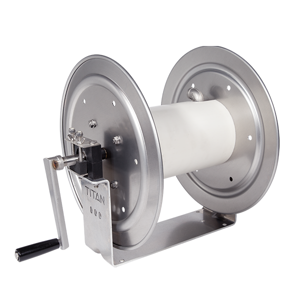 "12"" Hose Reel U Channel - No Hose"